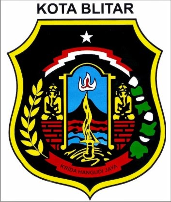 Koleksi Lambang Dan Logo Lambang Kota Blitar