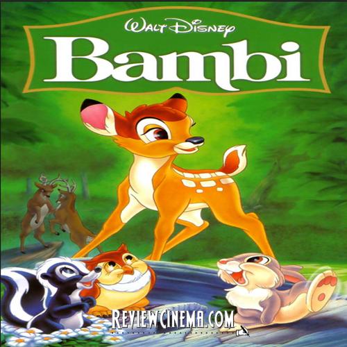 Review Cinema Bambi 1942