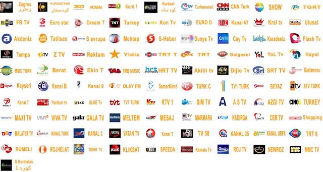 iptv kanal listesi m3u 2018 türk
