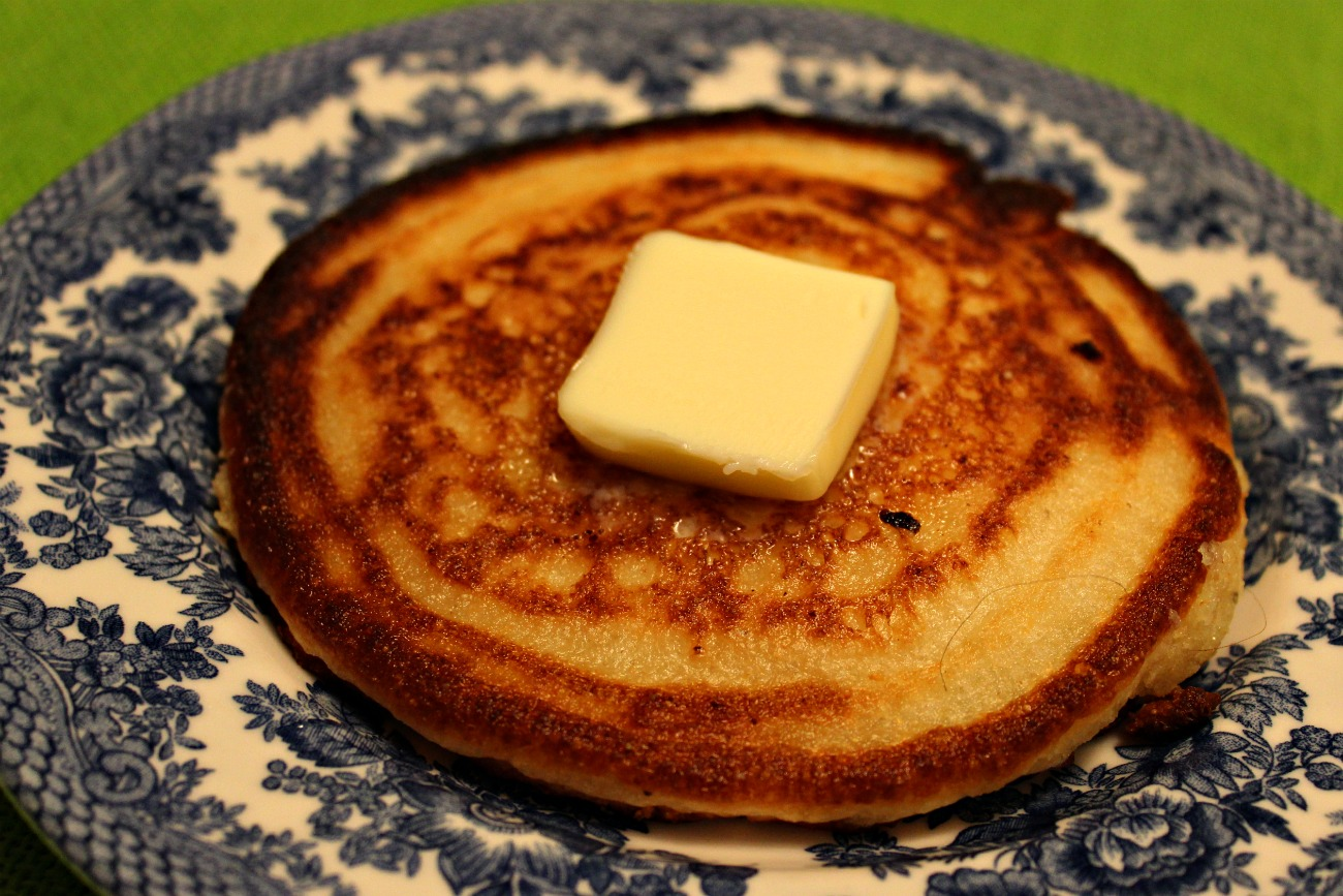 How To Make Hoe Cakes With Cornmeal