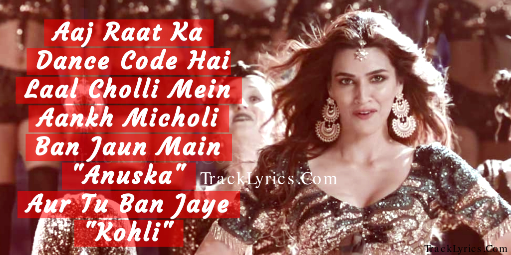 Aao Kabhi Haveli Pe Song Quotes 2018 Kriti Sanon Badshah