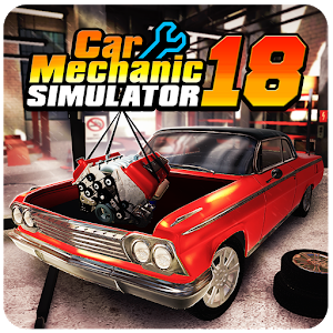 Car Mechanic Simulator 18 v1.1.8 (Mod Money)