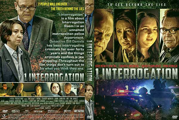 1 Interrogation (2020) DVD Cover