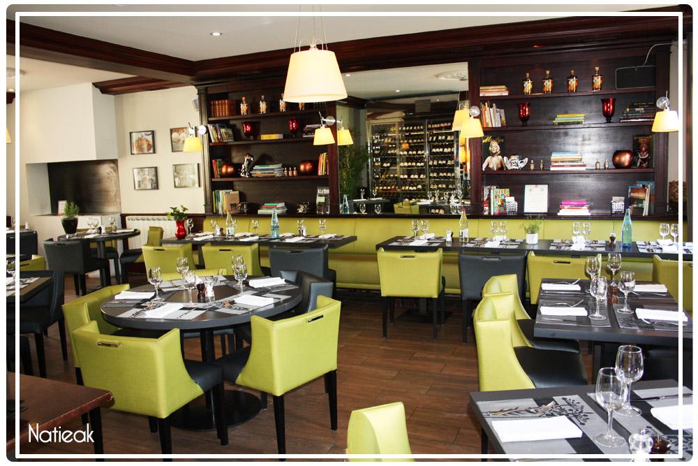 Restaurant Millésimes 62 à Paris