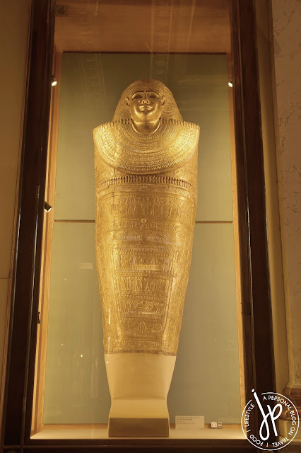 mummy artifact