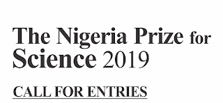 Nigeria LNG (NLNG) Science Prize Calls for Entries 2019 [Apply Now]