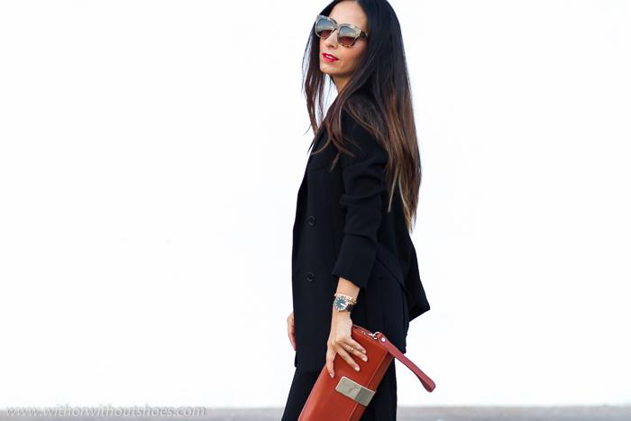 BLogger de moda de Valencia con ideas para vestir al ir a trabajar