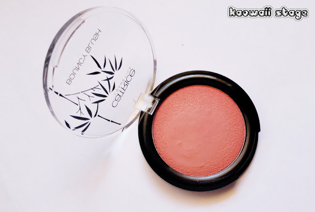 bouncy blush colorete