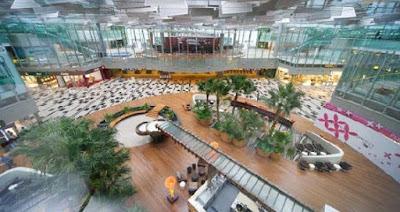 Aeropuerto Internacional Changi (Singapur) El Mejor del Mundo