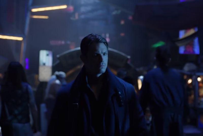 Altered Carbon: trailer della nuova incredibile serie Netflix!