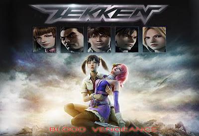 Free Download Tekken Blood Vengeance Full Movie Sub Indo