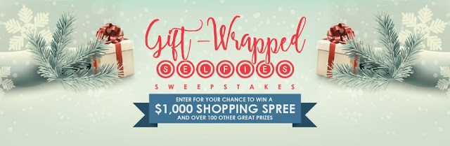 GIFT-WRAPPED SELFIES SWEEPSTAKES