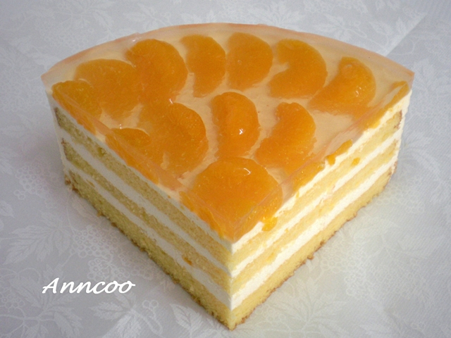 Boil Jelly Topping Ings Together And Let It Cool Down A Little Then Slowly Pour Liquid To Cover The Mandarin Orange