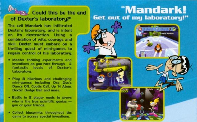 Best PSP games download: Dexter's Laboratory Mandark's Lab