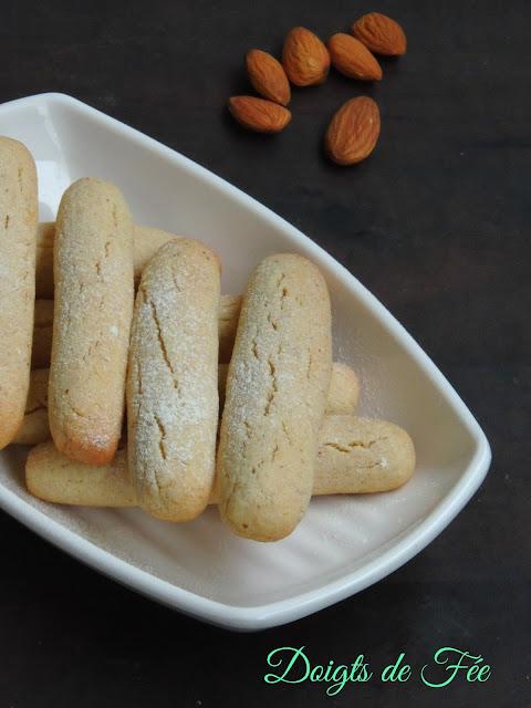 Doigts de Fée, Angel's finger cookies
