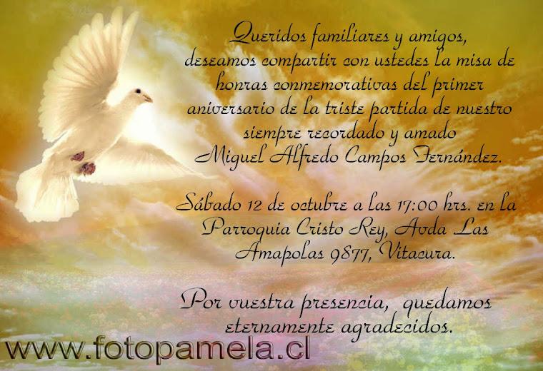 Tarjetas Condolencias Chile Providencia