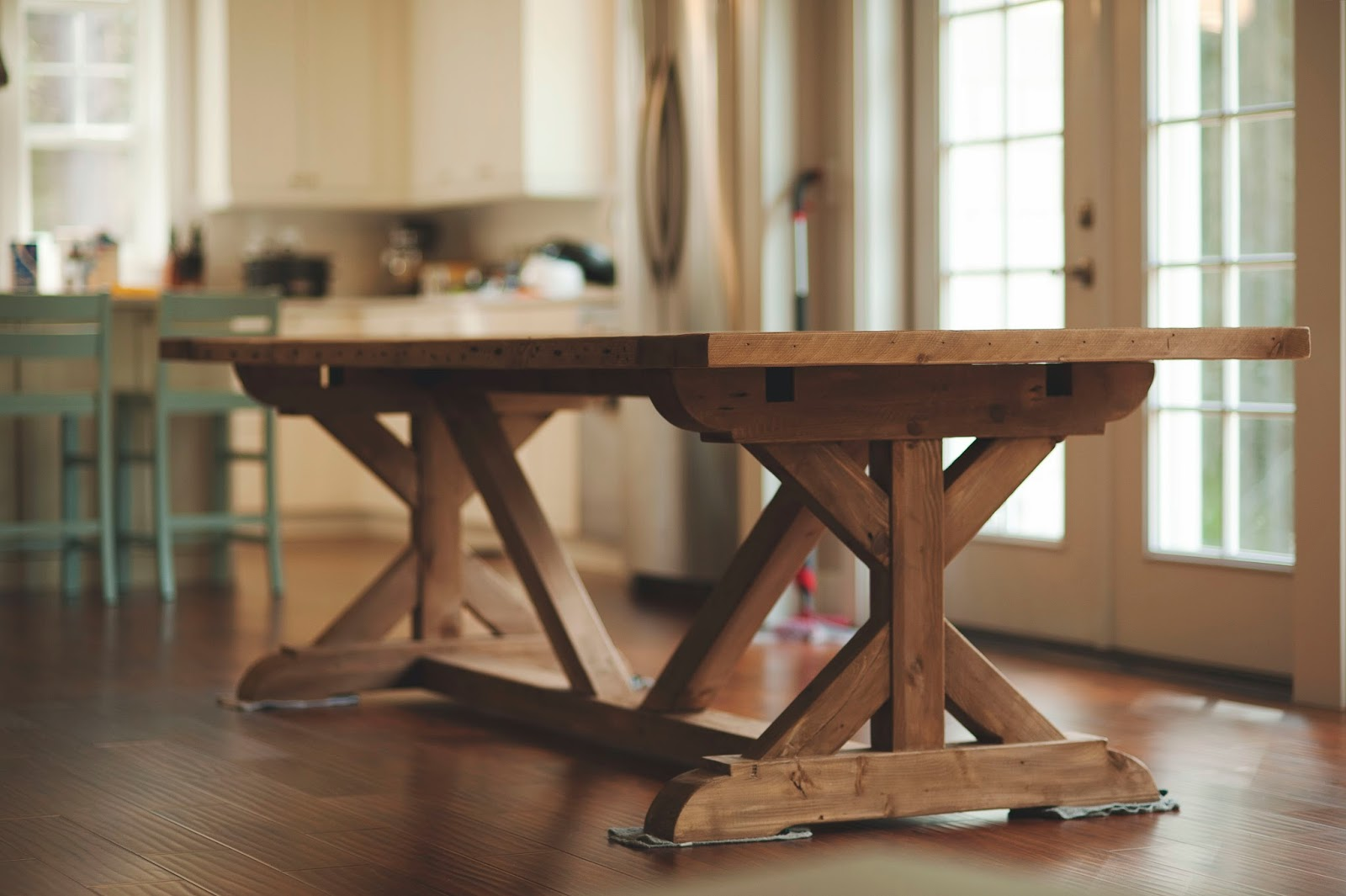 This Sweet Reverie: Restoration Hardware Dining Table
