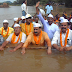 Suktel displaced begin 'Jal Satyagraha' for proper aid, rehab