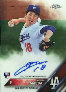 Featured autograph – Kenta Maeda