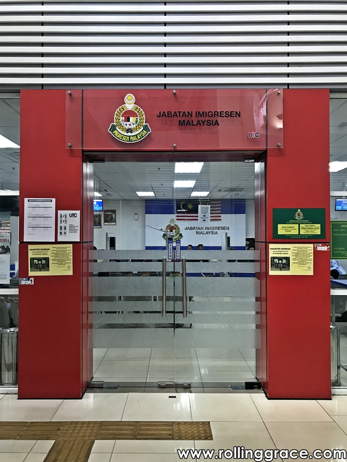 Renew Malaysian Passports On Weekends Rolling Grace