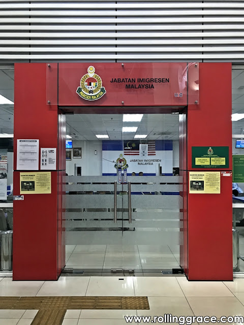Renew Malaysian Passports on Weekends