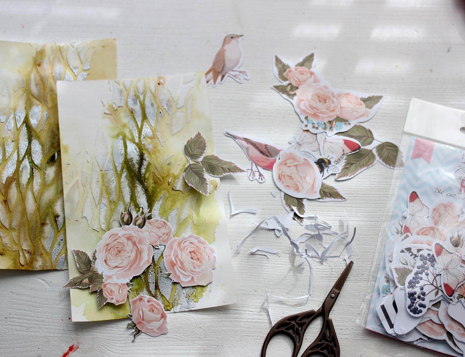 Блоги по открытками