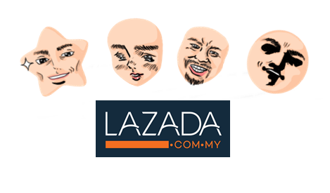 Jenama Paling Digemari di Lazada