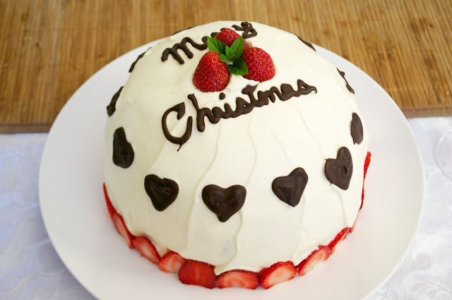 Best Cake Design Ides Of Merry Christmas 2016