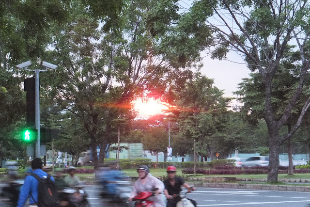 sunset-hcmc