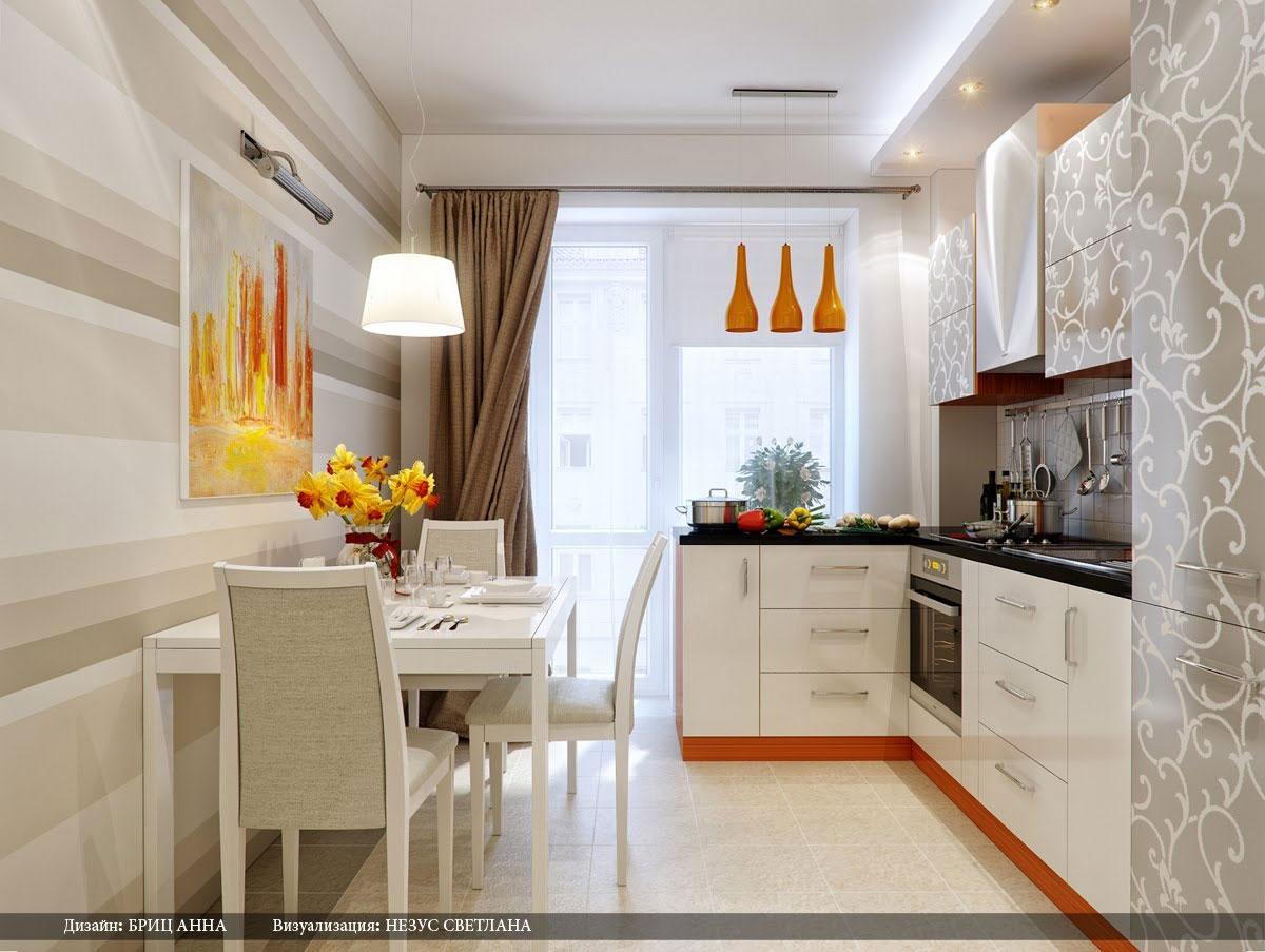 50 Desain Ruang Makan Dan Dapur Terbuka Minimalis Modern