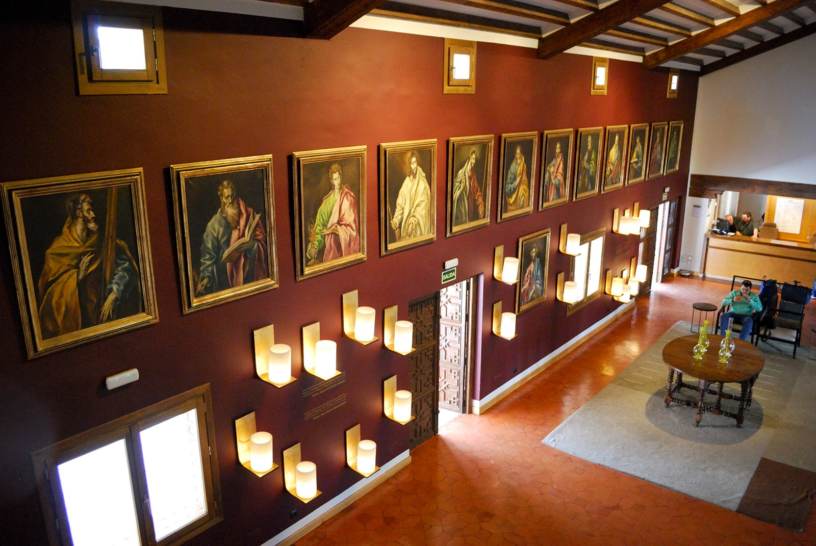 parador toledo spain hotel luxury restaurant vantage point