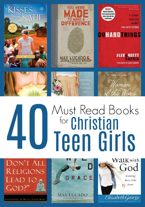 Good Books For Teen Girls To Read