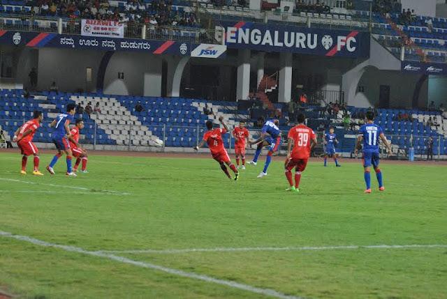Federation Cup 2016: Bengaluru FC 2-3 Aizawl FC