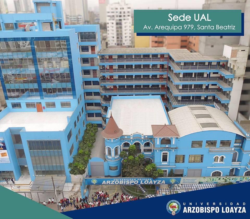 Universidad Privada Arzobispo Loayza - UAL