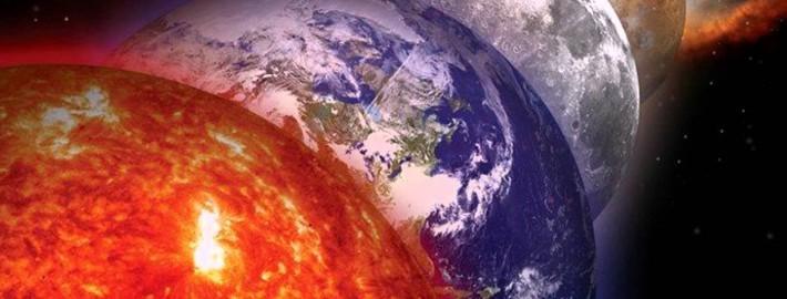 23 de setembro de 2017: Alinhamento planetário – Fim da escuridão
