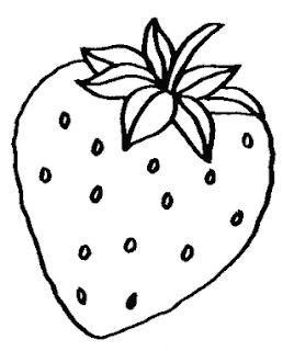 Mewarnai Gambar Strawberry : mewarnai, gambar, strawberry, Gambar, Belajar, Mewarnai, Stroberri, Warna, Lebih, Menarik, Stroberi, Strawberry, Rebanas