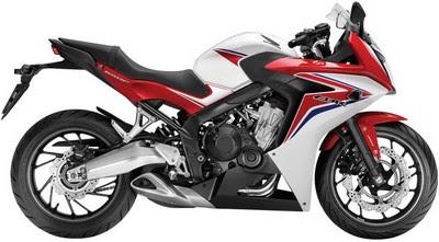 Harga Honda CBR650F