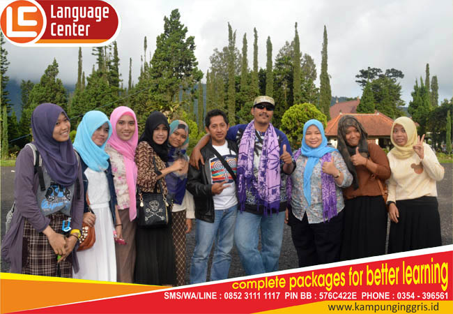 Best Institution in Kampung Inggris Pare ie Language Center (LC)