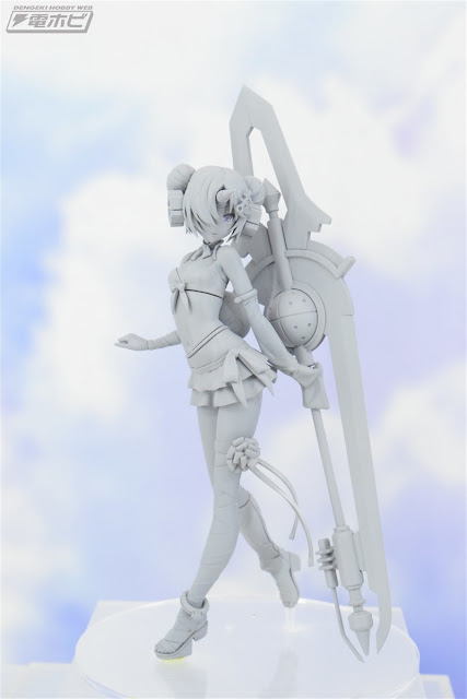 Frankenstein/Saber 1/12 de Fate Grand Order