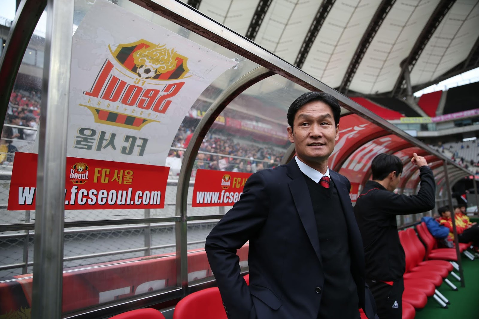 Choi Yong-soo FC Seoul Manager K League 1