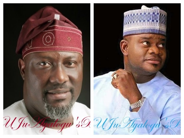 Gov. Bello Budgeted N340m for Wife's 2017 Tour - Dino Melaye 'Blows Whistle'