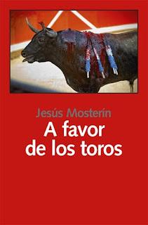 A favor de los toros / Jesús Mosterín