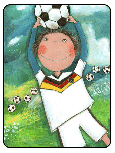 Schreibanlass - Fußball ist mein Leben