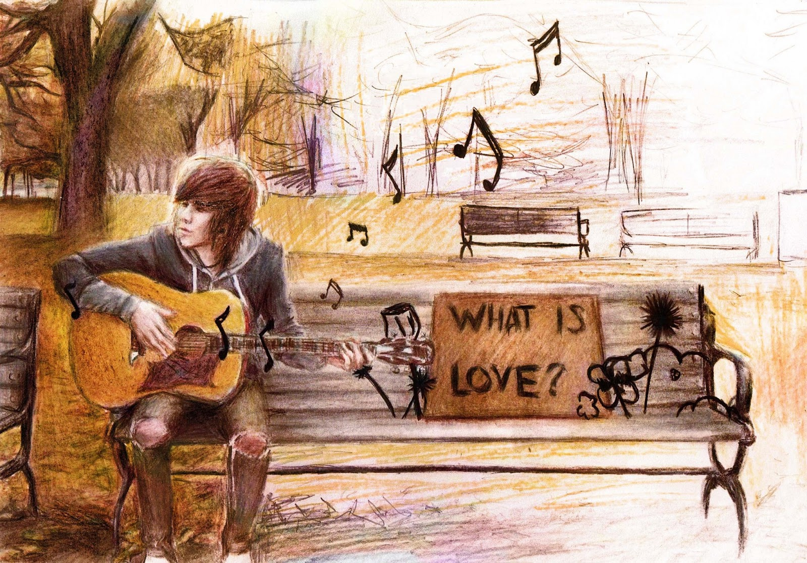Image result for what is love tumblr