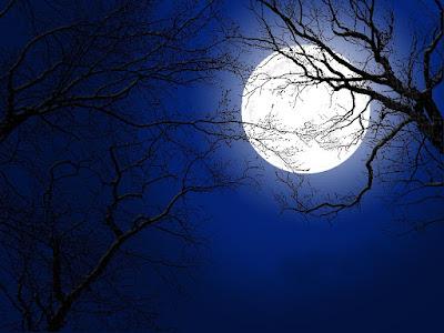 ay ışıltısı