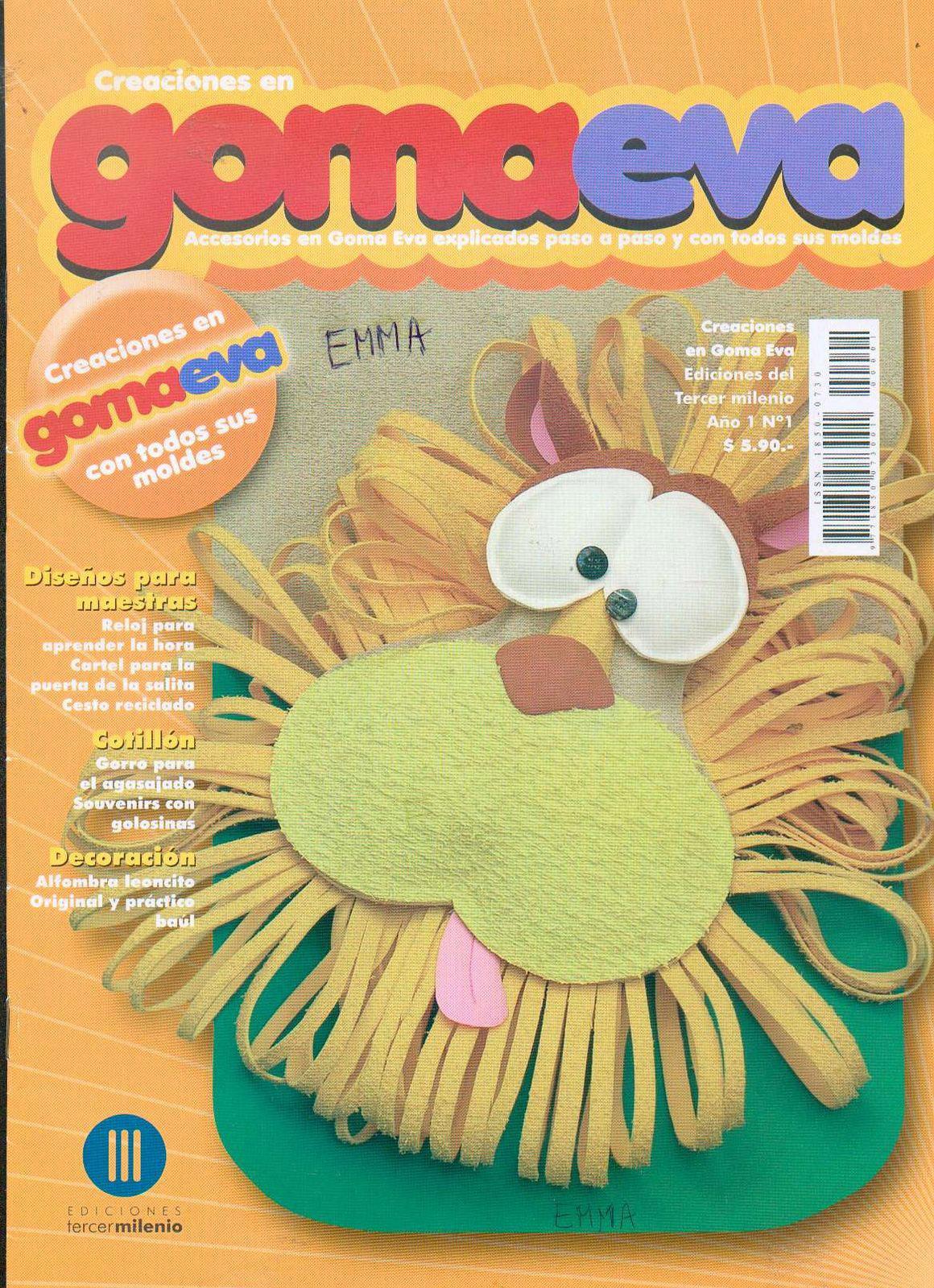 Goma Eva Nro. 1