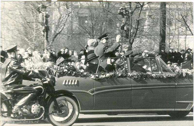 Полная подборка фотографий Юрия Гагарина