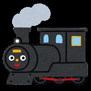機関車のキャラクター