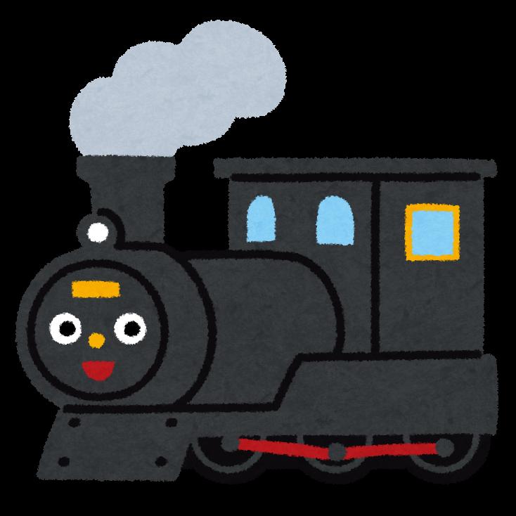「いらすとや 機関車」の画像検索結果