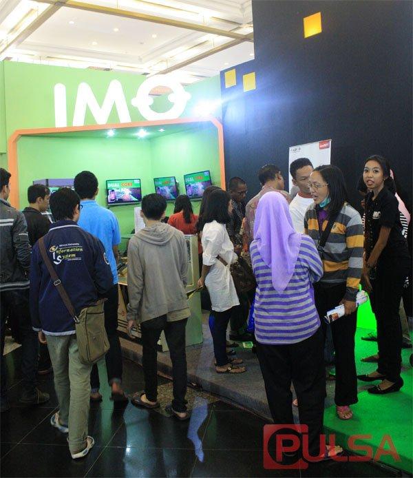 Semarakkan PRJ 2014, IMO Tawarkan Produk Baru & Promo Menarik